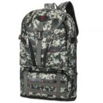 Unisex Multi-purpose Camouflage Backpack Mountaineering Bags