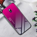 Colorful Tempered Glass Phone Case for Xiaomi Redmi 8A
