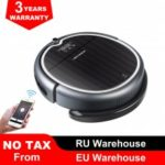 LIECTROUX Q8000 Robot Vacuum Cleaner WiFi App Map Navigation Suction 3000Pa