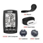 cycle speedometer iGPSPORT iGS50E bicycle gps computer  for bicycles SPEED SENSOR IPX7 waterproof