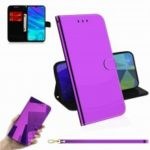 Pure Color Like A Mirror Phone Case for Huawei  P Smart 2019 / Honor10 Lite