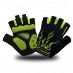 MORKE AK050 Anti-slip Half-finger Cycling Gloves