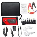 69800mAh 4 USB Car Jump Starter Pack Portable Charger Booster