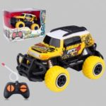 1:43 Stone Remote Control Car Mini Off-road Vehicles Graffiti