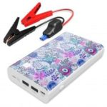 iDeaPLAY J8 8000 mAh 800A Peak Portable Vehicle Jump Starter with Accessories