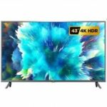 Xiaomi Mi TV 4S 43in Android 9.0 Google Assistant Smart UHD TV  2.4G 5G WIFI