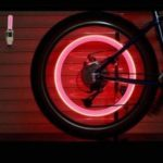 LED Lamp Flash Tyre Wheel Valve Cap Light For Car Bicycle Motorcycle