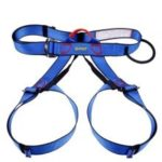 Outdoor Sport Safety Belt Best Mountain Rock Tree Climbing Harness Most Comfortable Waist Support