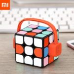 Original Xiaomi Mijia Giiker AI Super Cube Smart Magic Magnetic Bluetooth APP Sync Puzzle Toys