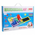 Circuits Smart Electronic Block Kit Educational Appliance Standard Packing
