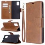 Lambskin PU TPU Phone Case for Samsung Galaxy A71