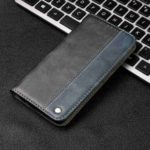 Solid color stitching PU Phone Case for Samsung Galaxy A51