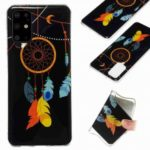 Luminous Painted TPU Phone Case for Samsung Galaxy S20 Ultra