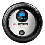Portable Emergent Inflatable Pump Electric Tire Inflator 12V Auto Boat Digital Car Air Compressor