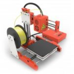 Easythreed X2 Mini 3D Printer with Digital Screen Display Cooling Fan Support WiFi