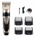 Pet Dog Electric Shaver Electric Clippers Dog Hair Clippers Shaving Leg Hair Cat Teddy Machine Large Dog Hair Clippers (without Oil)
