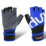 BOODUN / Burton 7101017 Fitness Gloves Sports Gloves Extended Wrist Half Refers To Sport Weightlifting Gloves
