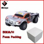 Wltoys A969 RC Racing Car 2.4G RC Drift Short Course Truck Remote Control 4 Wheel Shock Absorber
