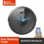 ABIR X6 Robot Vacuum Cleaner With Camera Map Navigation Hand Draw Virtual Blocker