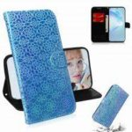 Solid Color Dazzling Phone Case for Samsung Galaxy S20 Plus