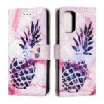 3D Painted PU Phone Case for Samsung Galaxy S20