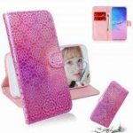 Solid Color Dazzling Phone Case for Samsung Galaxy Note10 Lite / A81