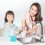 310ml Automatic Induction Foam Soap Dispensers Intelligent Non-contact Infrared Sensors Foam Wash Hands Machine