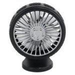 F203B Car USB Fan Tuyere Instrument Cas Interior Supplies
