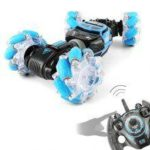 2.4G Gesture Sensor Watch Drift Remote Control Car Dual Remote Control Distortion Stunt Car