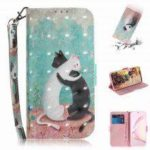 Multi-Pattern 3D Painted Phone Case for Samsung Galaxy  Note 10 Lite /A81