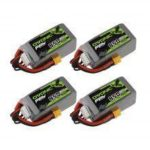 Ovonic 14.8V 850mAh 4S 80C Lipo Battery with XT30 Plug for RC Car Boat Truck Heli Airplane