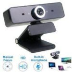 Computer Webcam Camera USB HD Camera With Microphone Suitable For Desktop Computers In Home Office