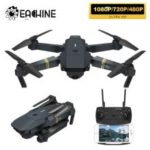E58 WIFI FPV Drone Wide Angle HD 1080P Camera Hight Hold Mode Foldable Arm RC Quadcopter RTF