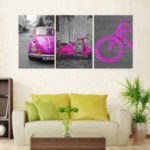 VM27 Artistic Style Precision Pictures Printed Home Decorative Canvas Painting