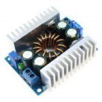 DC-DC Boost Power Module Mobile Car Laptop Power Supply 8-32V to 9-46V 150W