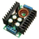 Adjustable Power Transfer Buck Module 12A 24V 12V