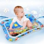 Baby Inflatable Water Cushion Gas-filled PVC Pad Sea World Pattern Crawling Air-filled Toy