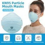 N95 KN95 Particle Mouth Masks Face Mask with Elastic Ear-loops Non-Medical Adults N95 KN95 Mask