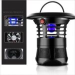 LED Mosquito Killer Lamp Garden USB Electronic Mosquito Killer Lamp Outdoor Mosquito Dispeller Trap Bug Insect Killer Zapper