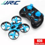 Global version JJRC H36 Mini RC Drone 6 Axis Quadcopters With Flip Headless Mode RC Helicopter