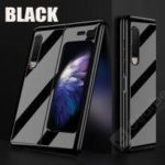For Samsung Galaxy Fold Case 360 Full Protection UV Porcelain Hard PC Galaxy W2020 Phone Cover