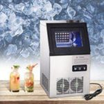 Portable  Ice Maker Machine Countertop Commercial Ice Makers Large Storage Capacity High Efficiency
