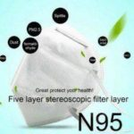 10pcs KN95 Protective Mask N95 FFP2 Dust-proof Disposable Non-Medical Face Mask Respirator – China