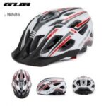GUB A2 Bicycle Light Helmet Rechargeable Breatheable Road Mountain Bike Motor Helmets with Rear Light Lamp Cycling Caps Hat
