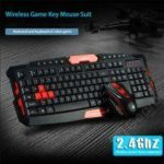 Smart Power Saving Wireless Keyboard Mouse Suit Game Keyboard Wireless Keyboard