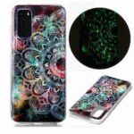 Luminous Painted Upscale TPU Phone Case for Samsung Galaxy S20