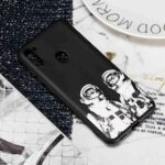 Frosted Painted TPU Phone Case for for Samsung Galaxy M11