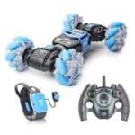 UD2196A 1:16 2.4G Dual Remote Control Climbing Distortion Vehicle RC Stunt Car Toy