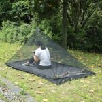 Lightweight and Tough Travel Outdoor Camping Tent Single Mosquito Nets