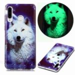 Luminous Painted Upscale TPU Phone Case for Huawei P 30 Lite